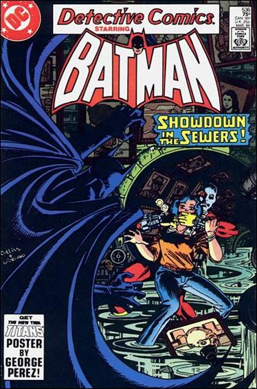 Detective Comics (1937) 536-A by DC