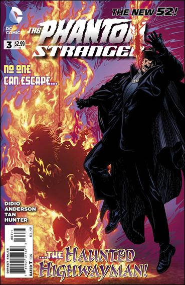 Phantom Stranger (2012) 3-A by DC