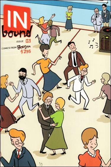 Inbound 3-A by Boston Comics Roundtable