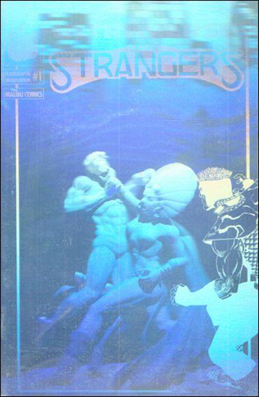 Strangers (1993) 1-C by Malibu