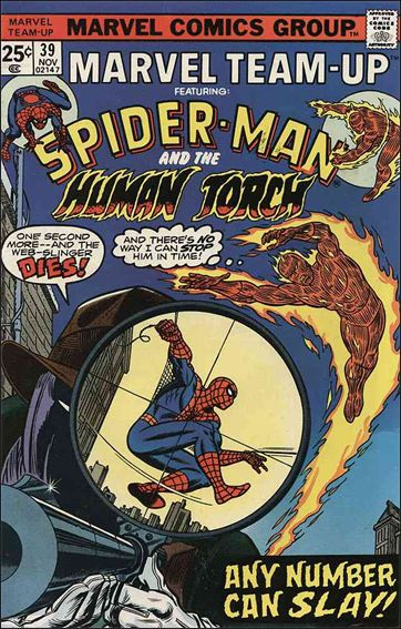 Marvel Team-Up (1972) 39-A by Marvel