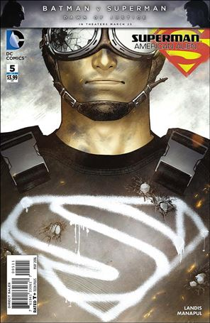 Superman: American Alien 5-A