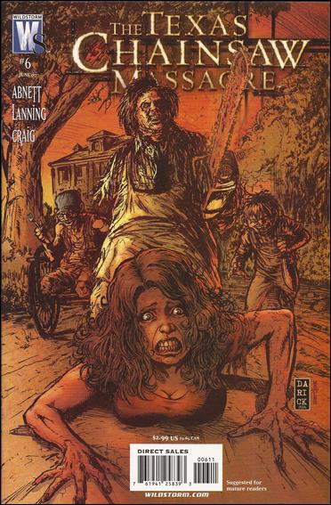 Texas Chainsaw Massacre 6-A by WildStorm