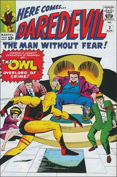 Daredevil (1964) 3-A by Marvel