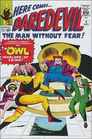 Daredevil (1964) 3-A