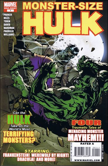 Hulk Monster-Size Special 1-A by Marvel