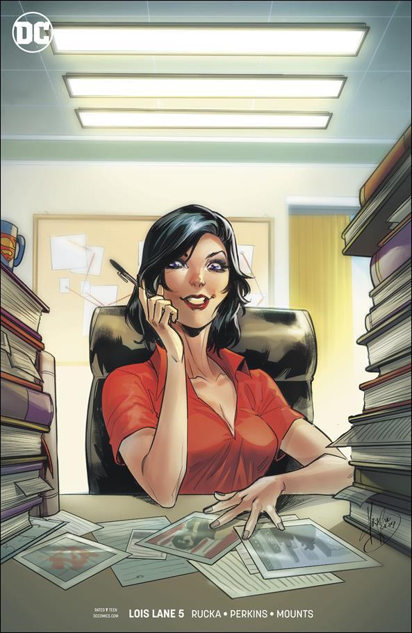 Lois Lane (2019) 5-B by DC