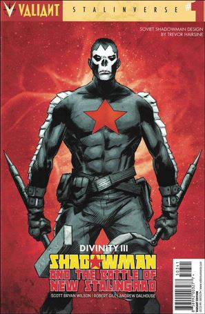 Divinity III: Shadowman & the Battle for New Stalingrad 1-D