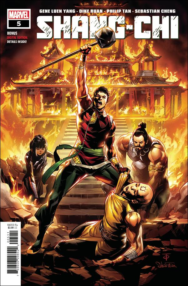 Shang-Chi (2020) 5-A by Marvel
