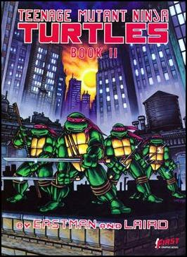 Teenage Mutant Ninja Turtles (1986) 2-B by First