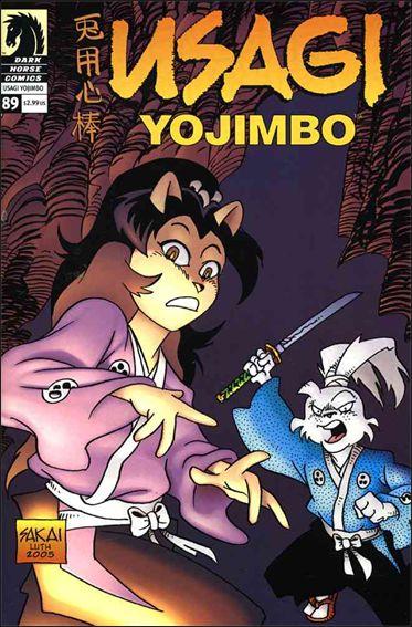 Usagi Yojimbo (1996) 89-A by Dark Horse