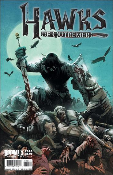 Hawks of Outremer 3-B by Boom! Studios