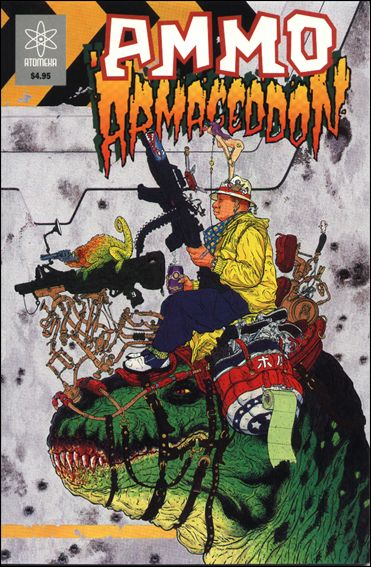 Ammo Armageddon 1-A by Atomeka