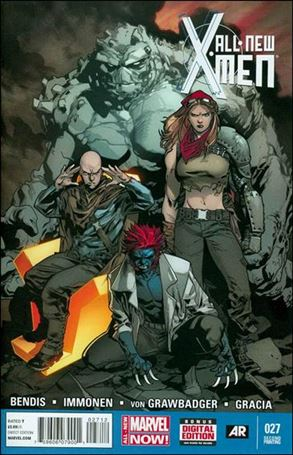 All-New X-Men 27-D