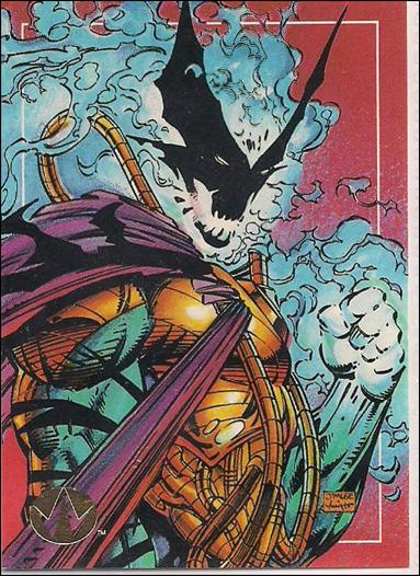 WildC.A.T.s: Set 1 (Base Set) 11-A by Topps