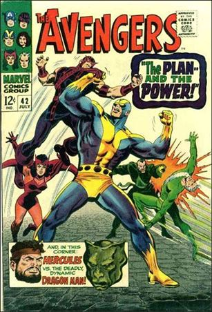 Avengers (1963) 42-A