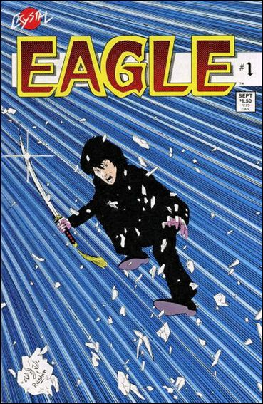 Eagle (1986) 1-A by Apple