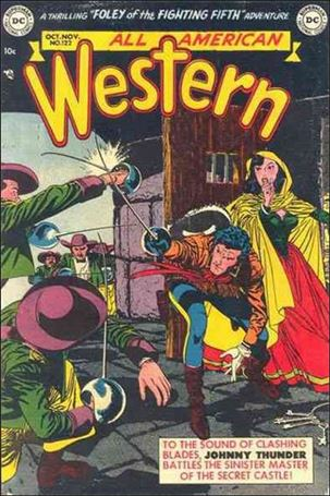 All-American Western 122-A
