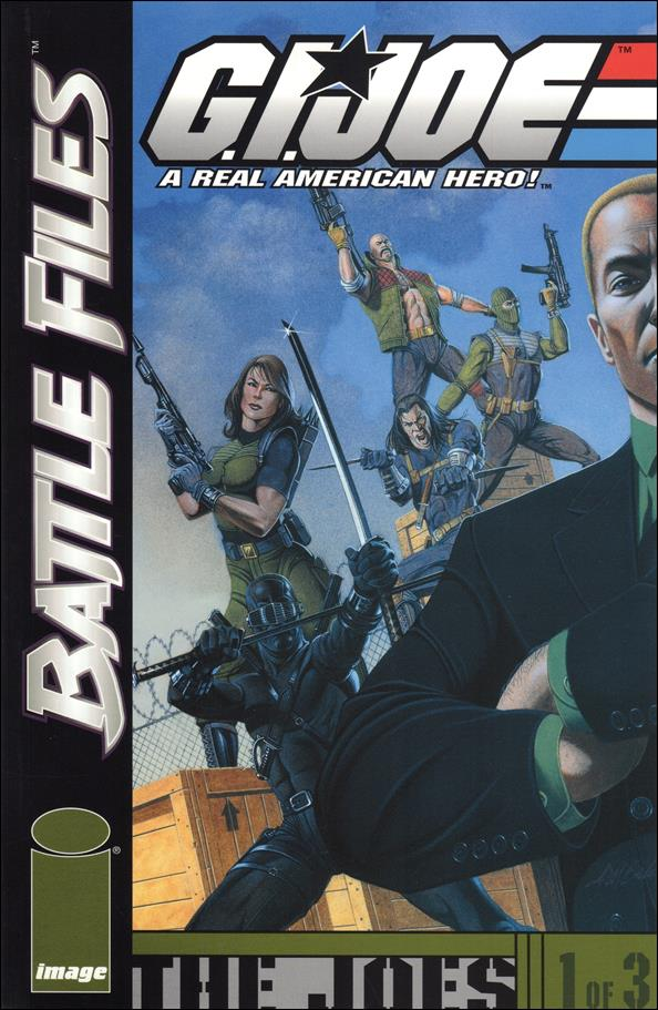 G.I. Joe: Battle Files 1-A by Image
