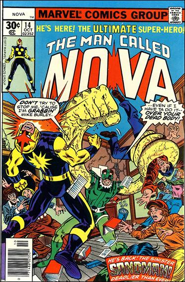 Nova (1976) 14-A by Marvel