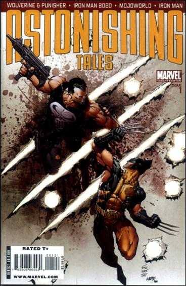Astonishing Tales (2009) 1-B by Marvel