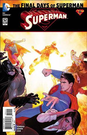 Superman (2011) 52-A