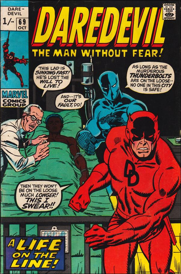Daredevil (1964) 69-B by Marvel