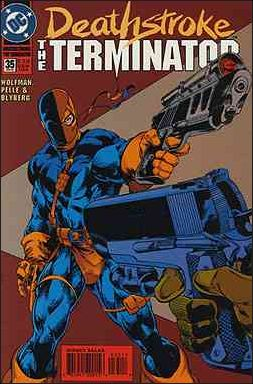 Deathstroke, the Terminator 35-A by DC