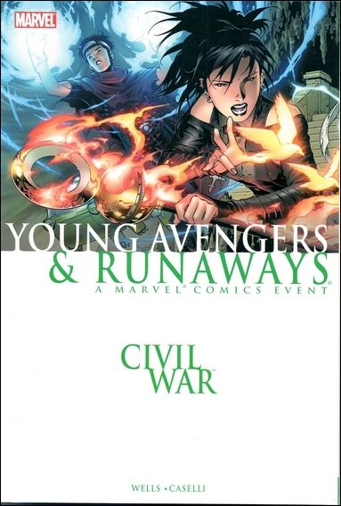Civil War: Young Avengers & Runaways nn-A by Marvel