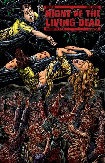 Night of the Living Dead: Aftermath (2012)  7-A by Avatar Press