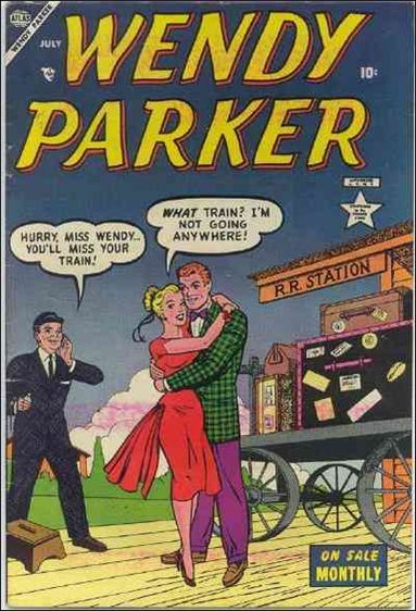 Wendy Parker Comics 1-A by Atlas
