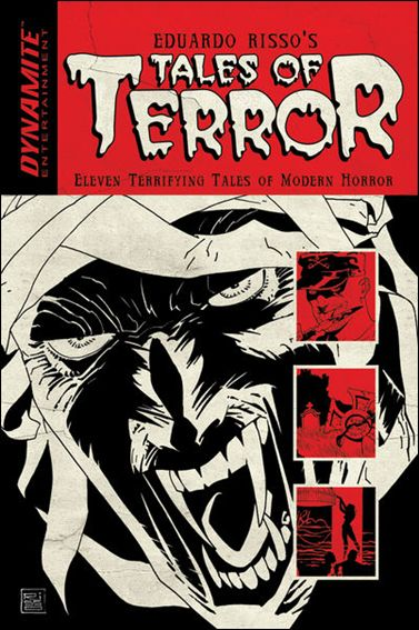 Eduardo Risso's Tales of Terror nn-A by Dynamite Entertainment