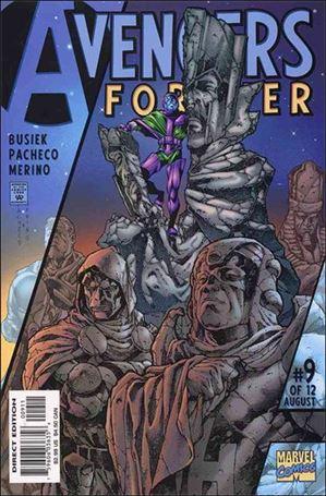 Avengers: Forever 9-A