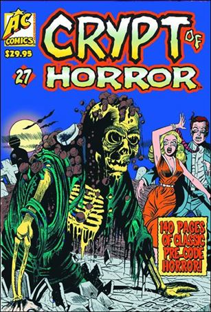 Crypt of Horror 27-A