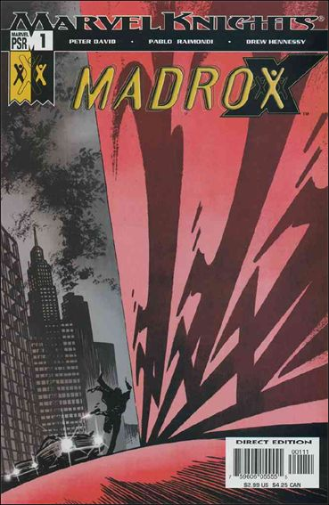 Madrox 1-A by Marvel