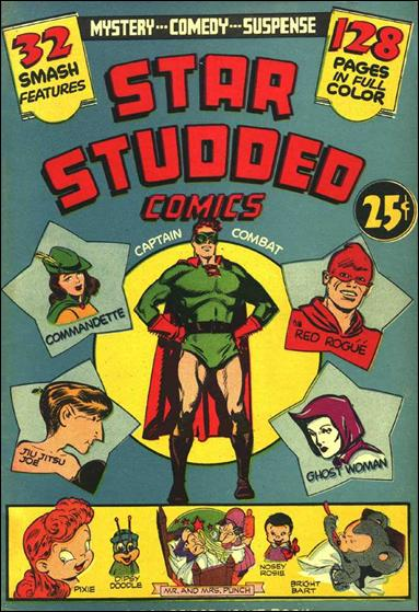 Star Studded Comics (1945) nn-A by Cambridge House