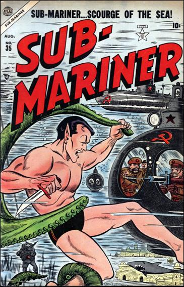 Sub-Mariner (1941) 35-A by Atlas
