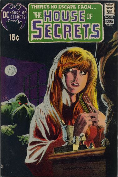 House of Secrets (1956) 92-A by DC