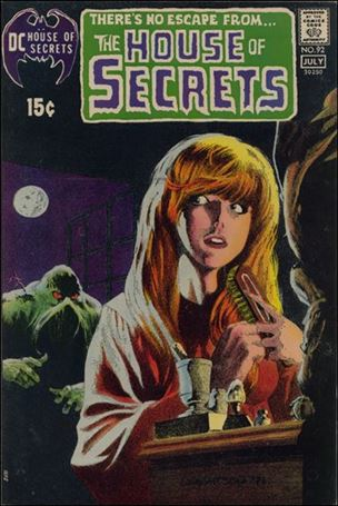 House of Secrets (1956) 92-A