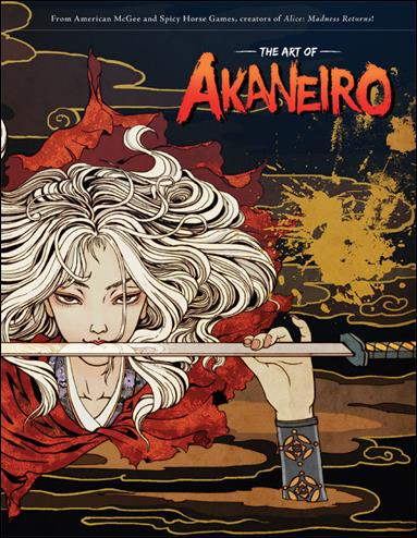 Art of Akaneiro 1-A by Dark Horse