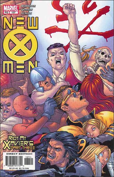 New X-Men (2001) 137-A by Marvel