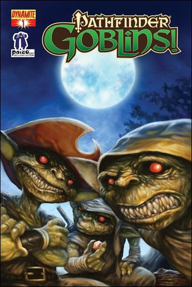 Pathfinder: Goblins! 1-C by Dynamite Entertainment