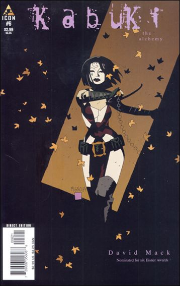 Kabuki (2004) 6-B by Icon
