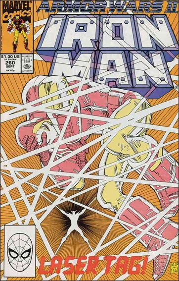 Iron Man (1968) 260-A by Marvel