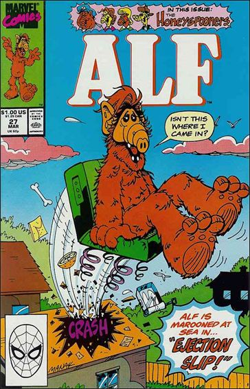 Alf 27-A by Marvel