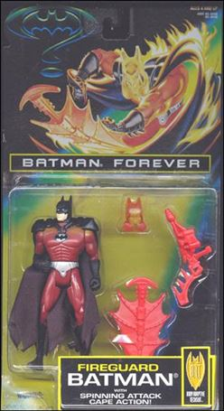 Batman Forever Fireguard Batman