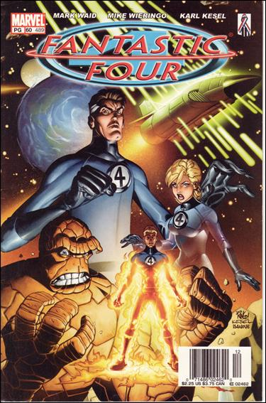 Fantastic Four (1998) 60-D by Marvel