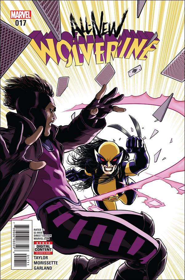 All-New Wolverine  17-A by Marvel