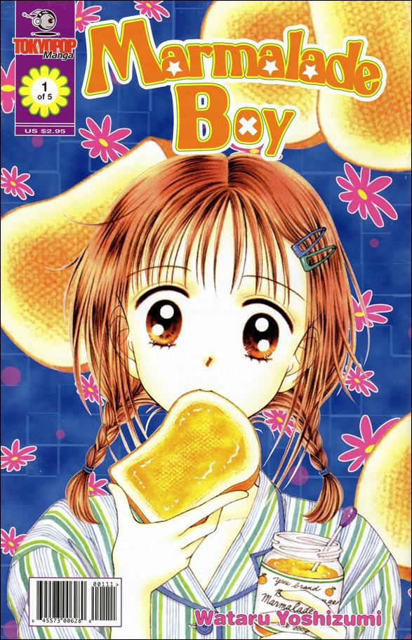 Marmalade Boy Comic 1-A by Tokyopop