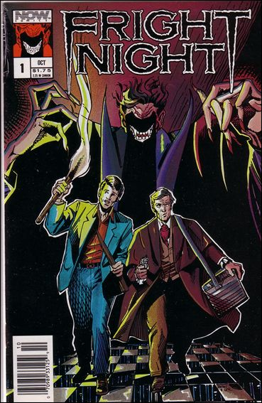 Fright Night 1-A by Now Comics